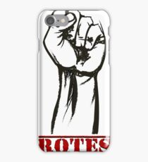 Protest Fist iPhone Case/Skin