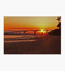 Orwell Bridge, Ipswich Photographic Print
