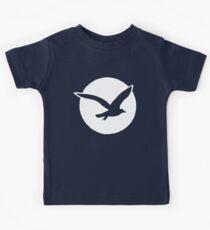 La Mouette Blanche - White seagul Kids Tee