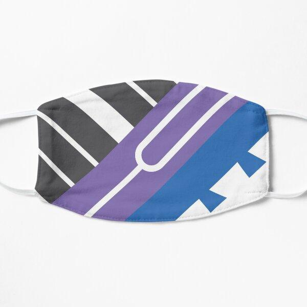 Shisakune Demo (Minimalist) Flat Mask