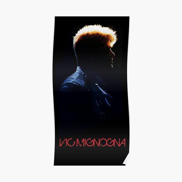 Vic Mignogna: In Concert Poster