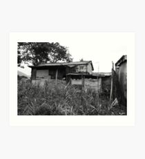 Untitled (Rural III) Art Print