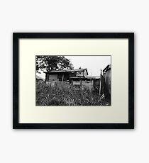 Untitled (Rural III) Framed Print
