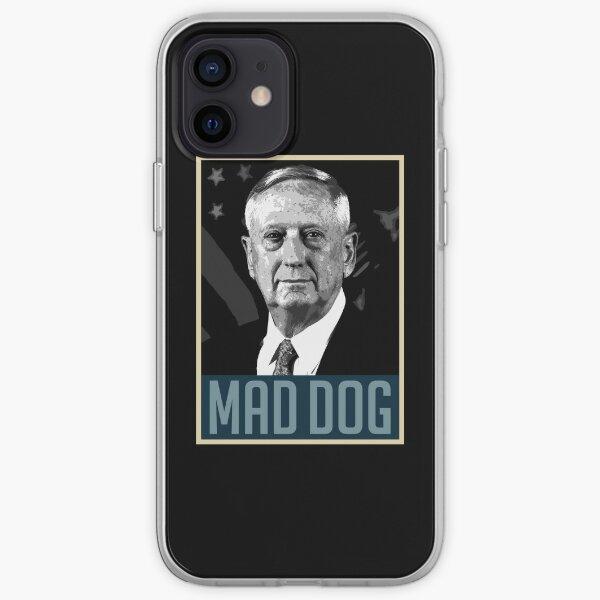 James Mattis Mad Dog  iPhone Soft Case