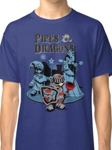PIPES & DRAGONS Classic T-Shirt