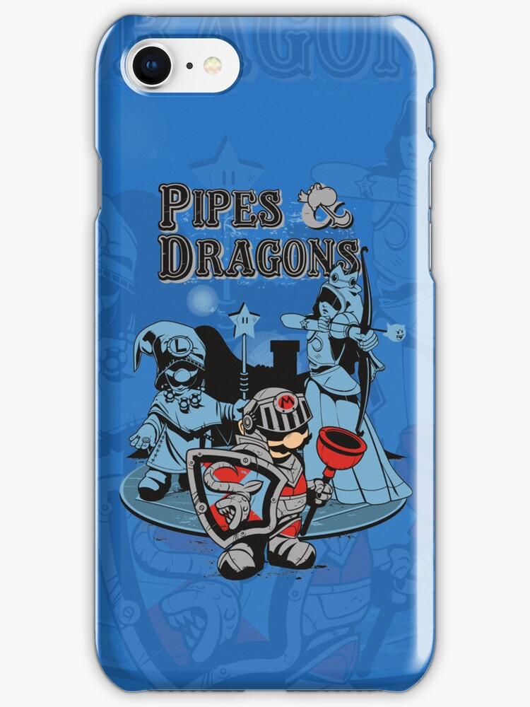 PIPES & DRAGONS by Adams Pinto