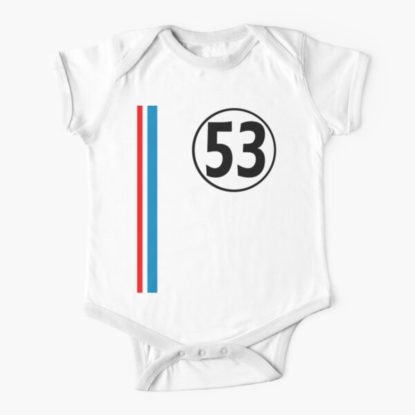 For Walt Short Sleeve Baby One-Piece