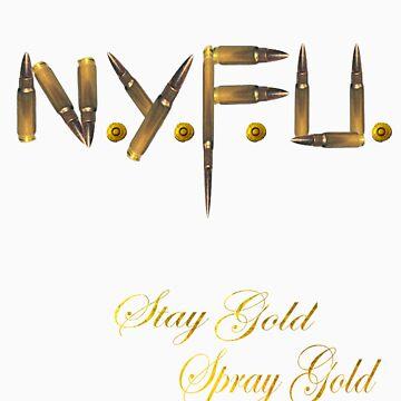 NYFU Bullets by GuUZi