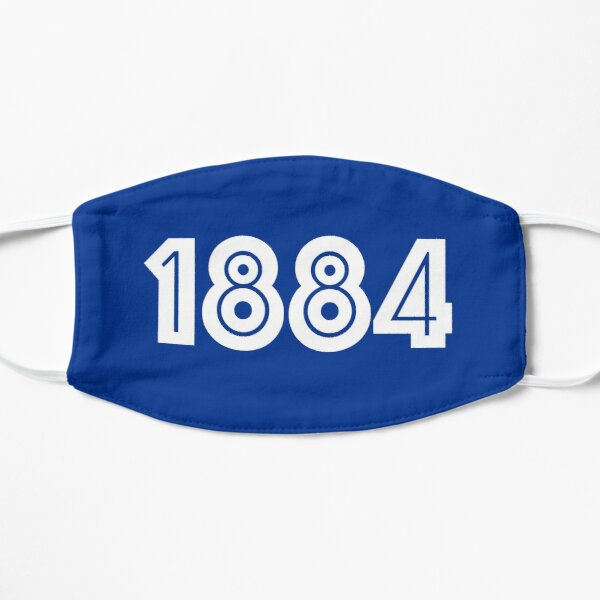 Leicester 1884 Flat Mask