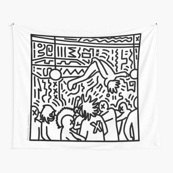 Die Lit Tapestry