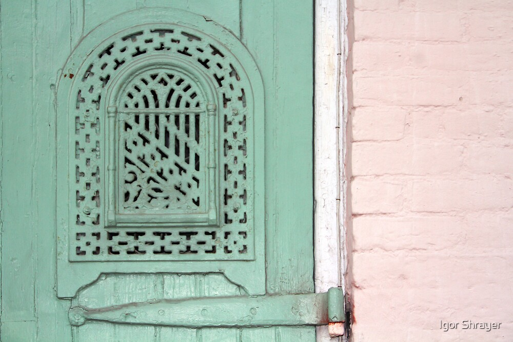 New Orleans Windows and Doors VII by Igor Shrayer