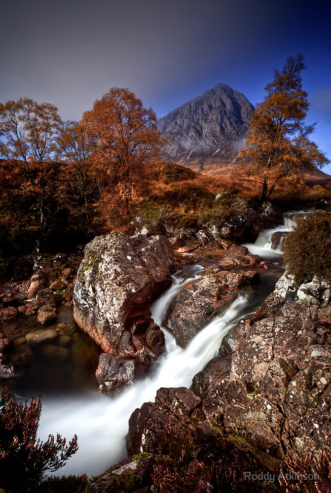 Buachaille Etive Mor by Roddy Atkinson