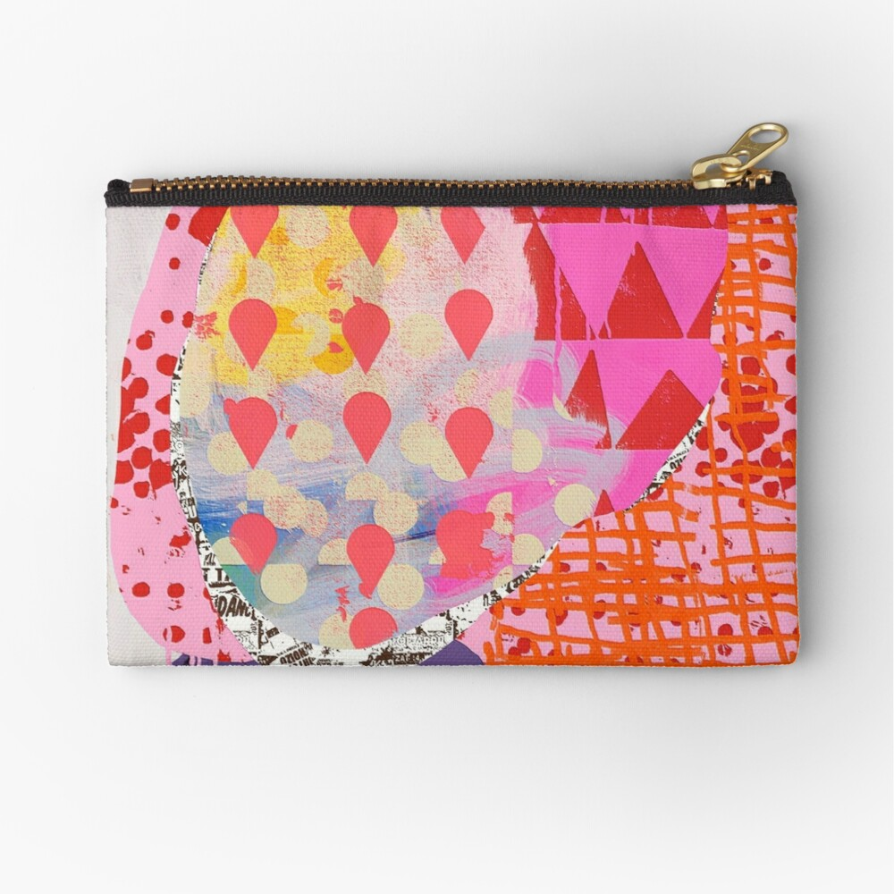 Is It Raining At Your House Zipper Pouch