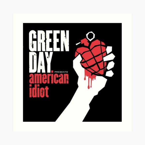 American Idiot Art Print