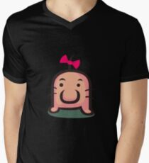 Mr. Saturn Men's V-Neck T-Shirt