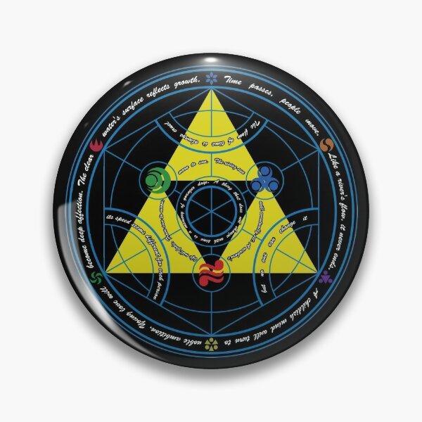 Transmutation of Time Pin
