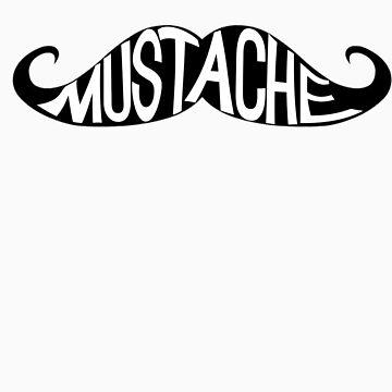 Mustache by Thishotstuff