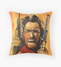 The Outlaw Josey Wales Throw Pillow