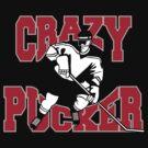Crazy Hockey by SportsT-Shirts
