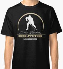 Girls Hockey Classic T-Shirt