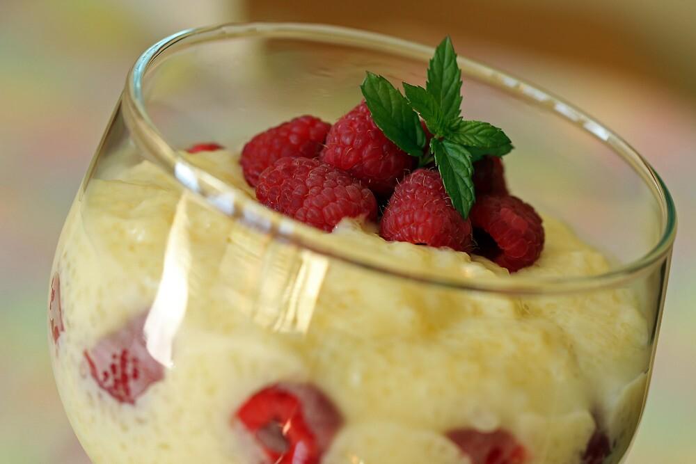 Creamy Pudding by Lynn Gedeon
