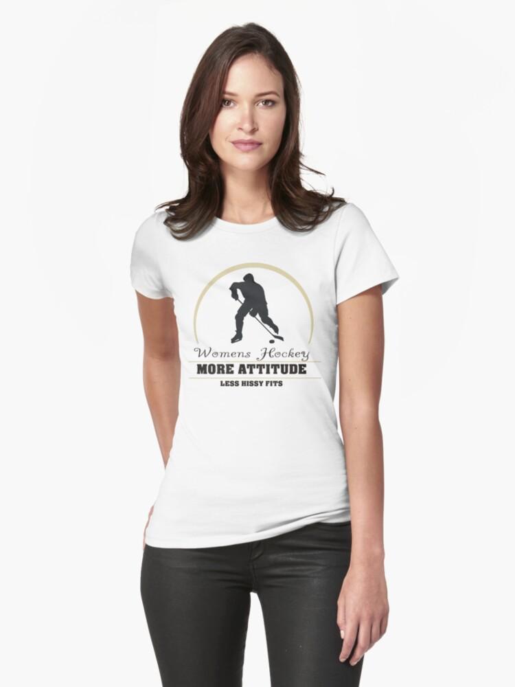Womens Hockey by SportsT-Shirts