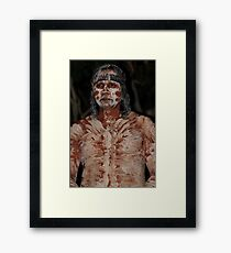 MCC - Indigenous Community Framed Print