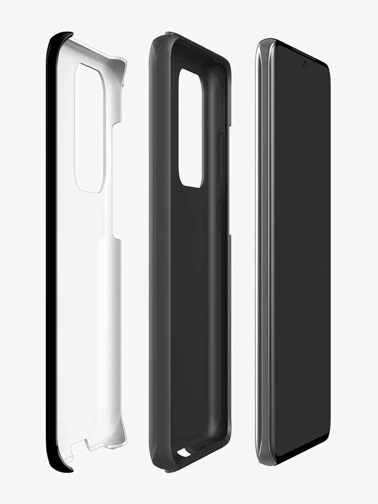 Alternate view of Chunking the Upload. Case & Skin for Samsung Galaxy
