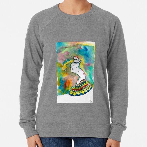 Psychedelic  Lightweight Sweatshirt