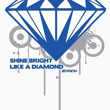 BRIGHT LIKE A DIAMOND by MelanieAndujar
