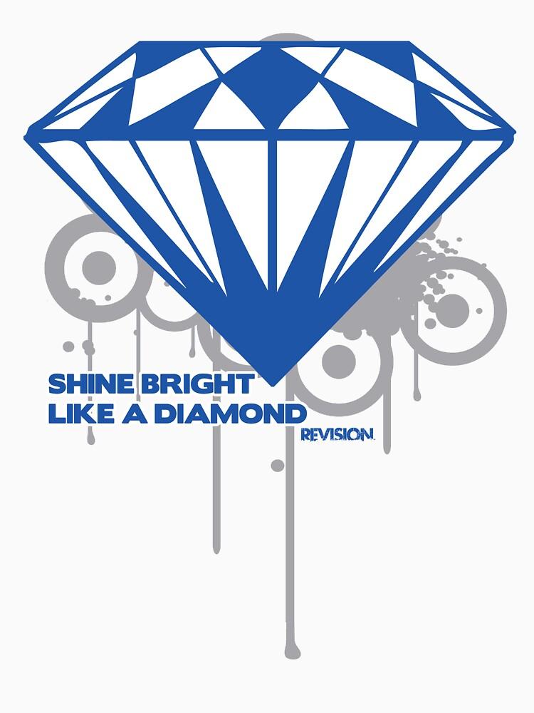 BRIGHT LIKE A DIAMOND | Unisex T-Shirt
