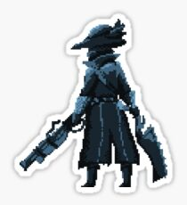 Pixel Souls - Bloodborne Sticker