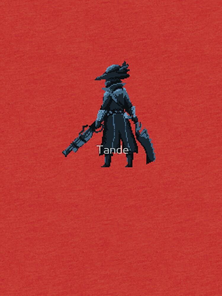 Pixel Souls - Bloodborne by Tande