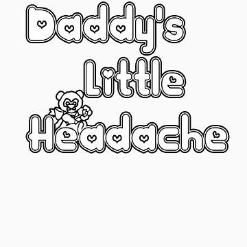 daddy's little headache by anguishdesigns