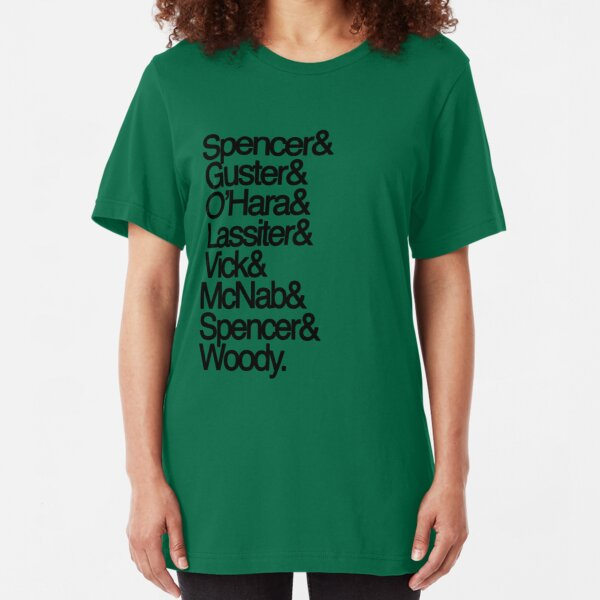 The SBPD Slim Fit T-Shirt