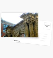 capital crimes and misdemeanors Postcards