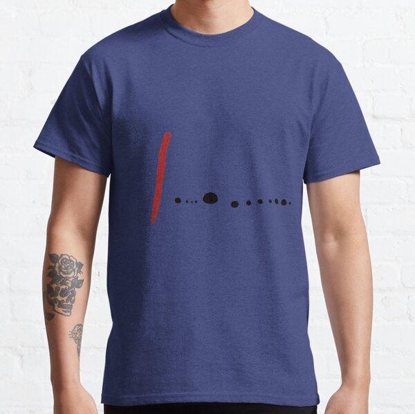 Bleu II - Joan Mirò Classic T-Shirt