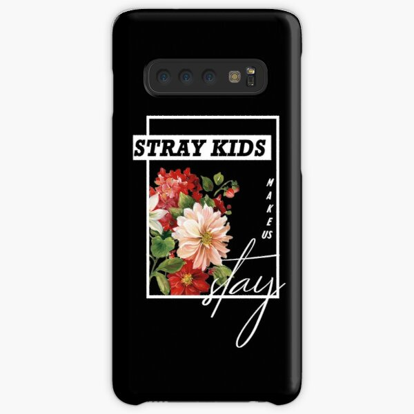 STRAY KIDS MAKE US STAY Samsung Galaxy Snap Case