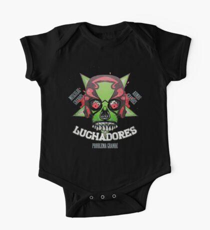 Los Luchadores Kids Clothes