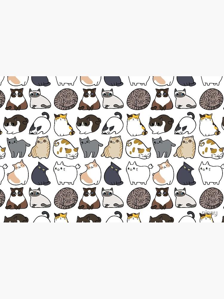 Cats Cats Cats by ninay