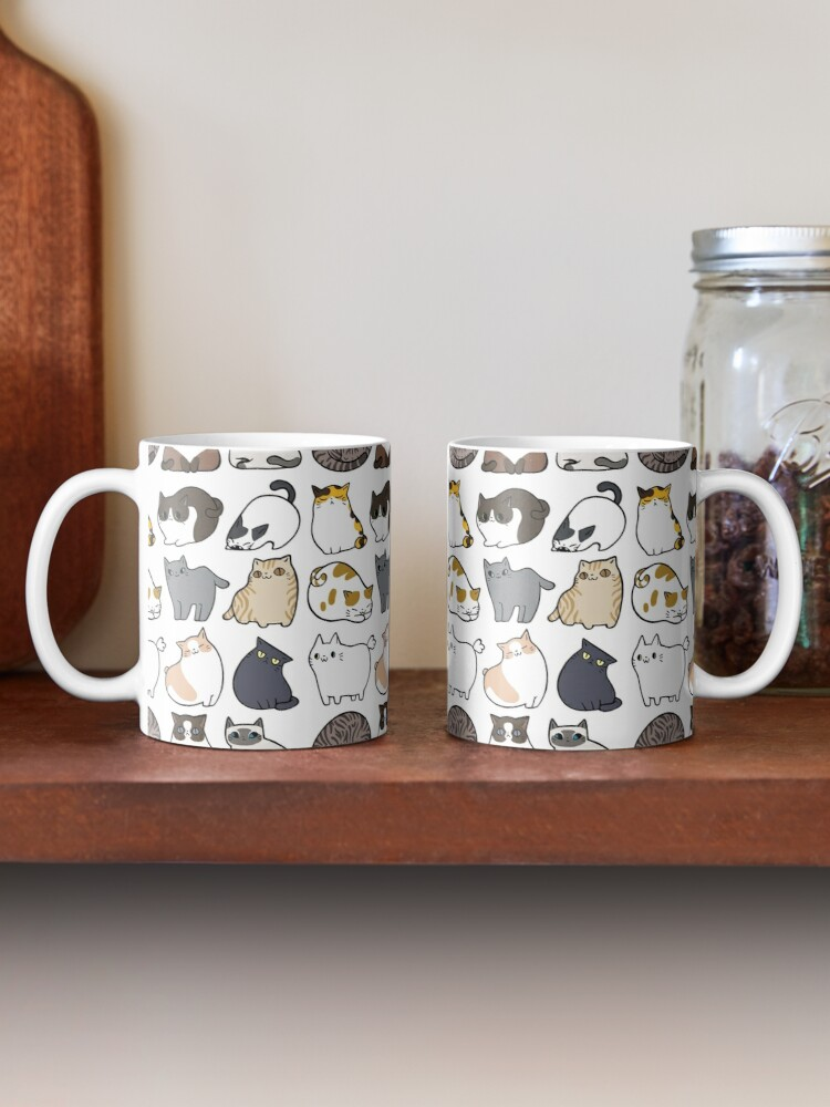 Alternate view of Cats Cats Cats Mug