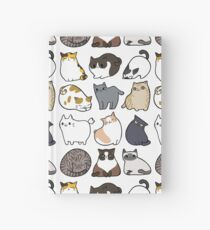 Cats Cats Cats Hardcover Journal