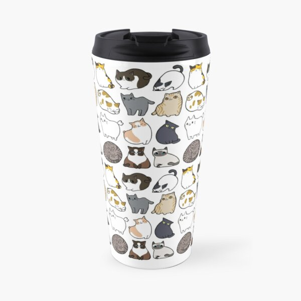 Cats Cats Cats Travel Mug