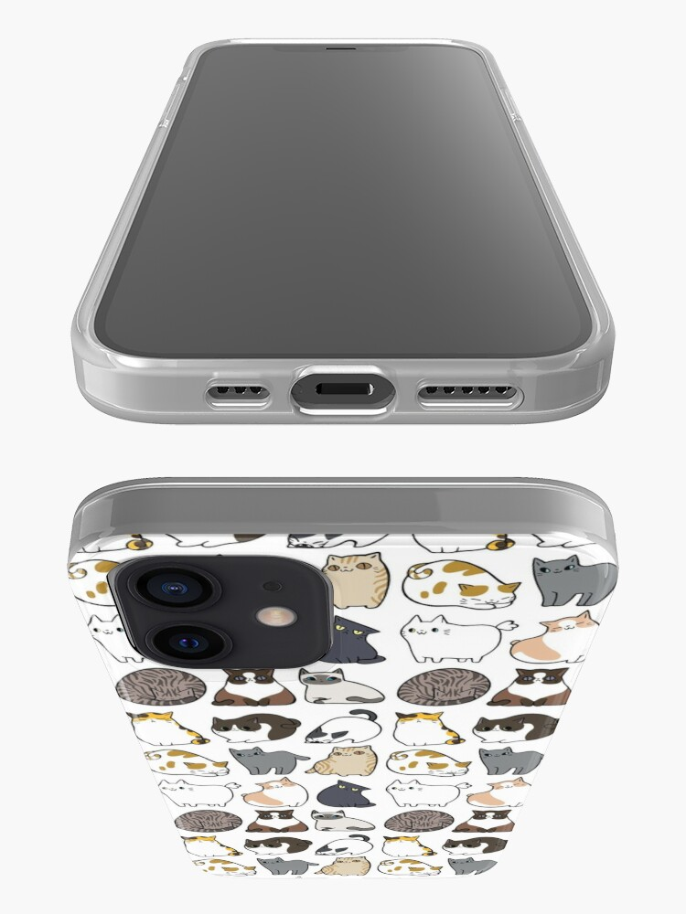 Alternate view of Cats Cats Cats iPhone Case & Cover