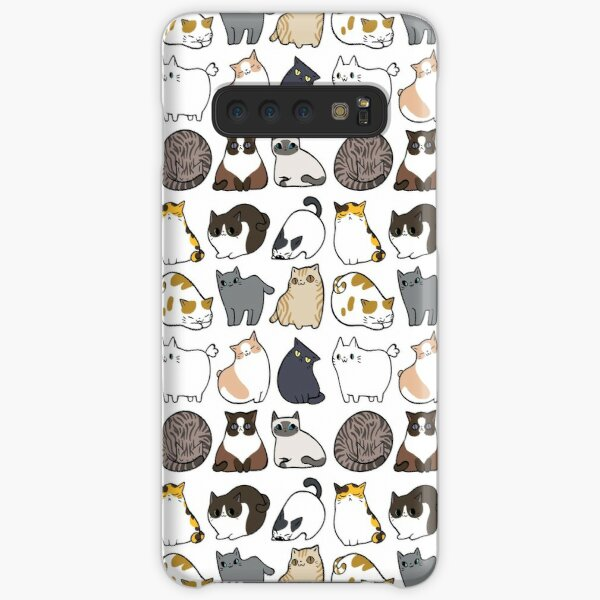 Gatos gatos gatos Funda rígida para Samsung Galaxy