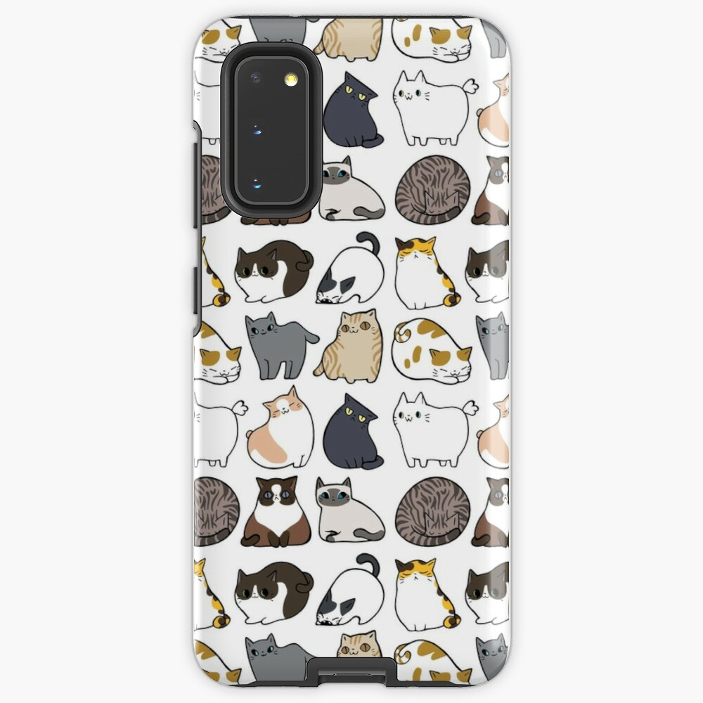Cats Cats Cats Case & Skin for Samsung Galaxy