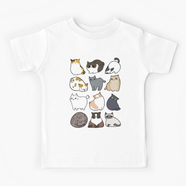 Cats Cats Cats Kids T-Shirt