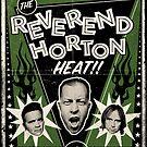 Reverend Horton Heat Poster by Jason Lonon