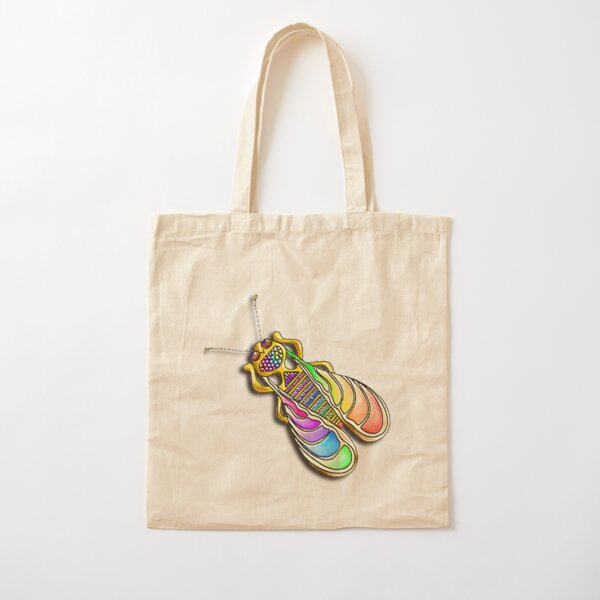 Lucust #1 Cotton Tote Bag