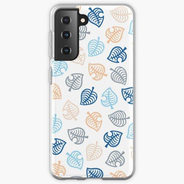 Animal Motif Bleu Coque souple Samsung Galaxy
